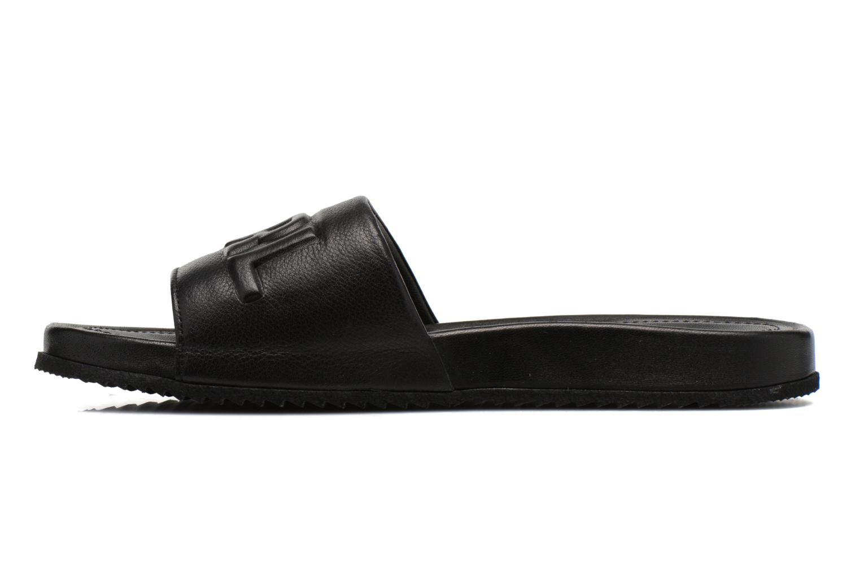 Sandales et nu-pieds Lagerfeld Jose by Karl Lagerfeld Noir vue face
