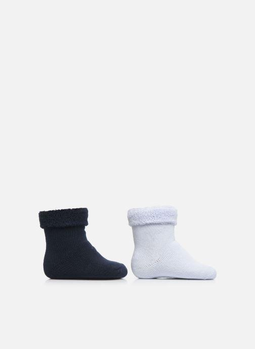 Chaussettes et collants Sarenza Wear Chaussettes Baby Pack de 2 Bleu vue détail/paire