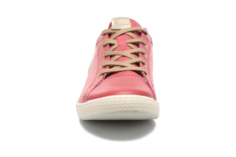 Baskets Pataugas Joxxo Rose vue portées chaussures