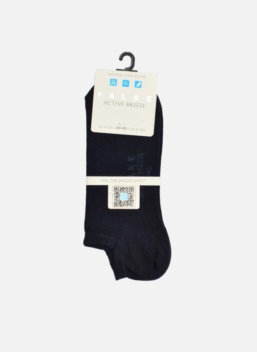 Chaussettes et collants Falke Mini-Socquettes ACTIVEBREEZE Bleu vue portées chaussures