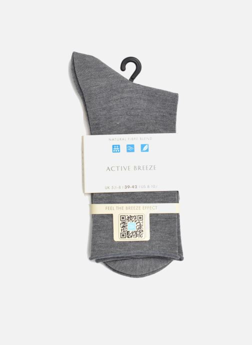 Sokken en panty's Falke Sokken ACTIVEBREEZE Grijs achterkant