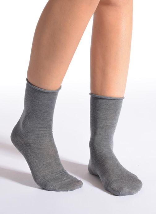 Sokken en panty's Falke Sokken ACTIVEBREEZE Grijs detail