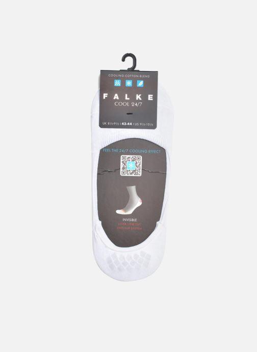 Chaussettes et collants Falke Chaussettes Invisibles F Cool In Blanc vue derrière