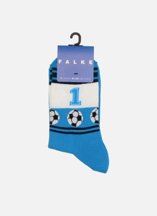 Chaussettes et collants Falke Socquettes SOCCER Bleu vue portées chaussures