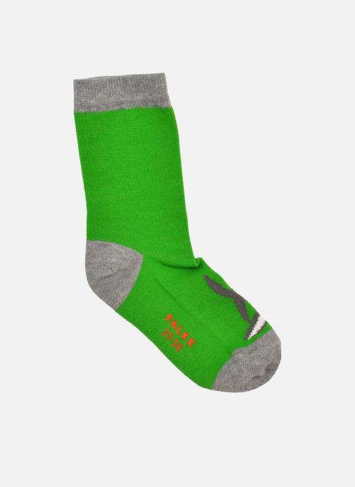 Chaussettes et collants Falke Socquettes Enfant Coton Shark SO Vert vue détail/paire