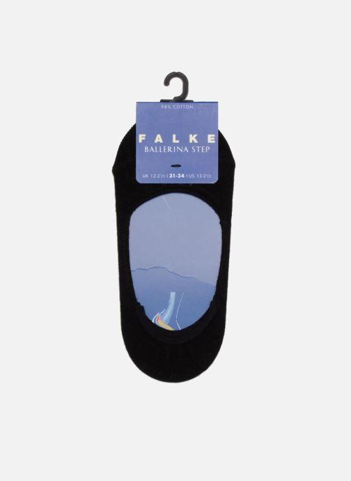 Chaussettes et collants Falke Chaussettes Invisibles Ballerina IN Noir vue détail/paire