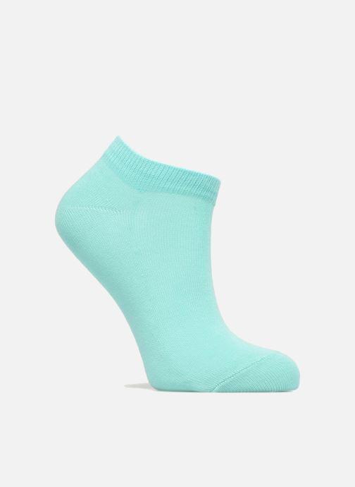 Chaussettes et collants Falke Socquettes Sneakers Family Bleu vue détail/paire