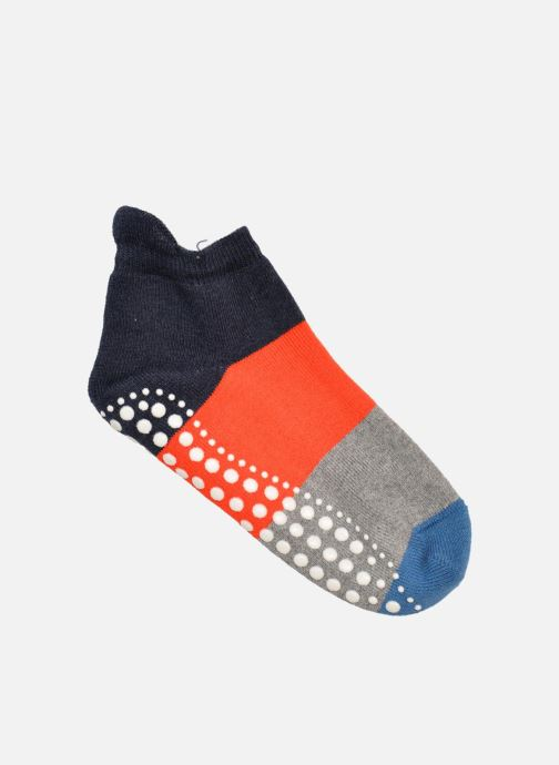Chaussettes et collants Falke Chaussons Enfant Coton Colour block CP Gris vue détail/paire