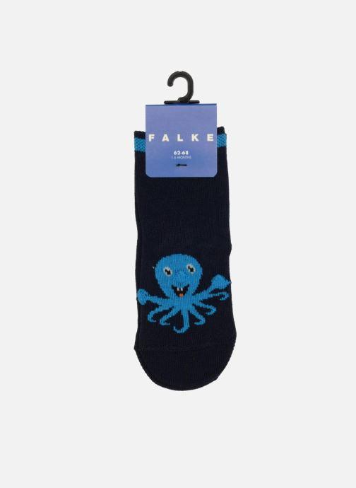 Chaussettes et collants Falke Chaussettes Bébé Coton Octopus SO Bleu vue portées chaussures