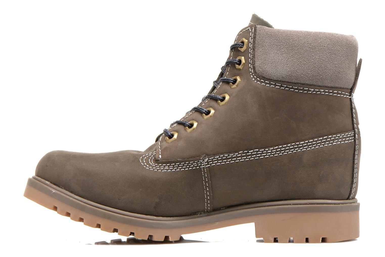 Boots en enkellaarsjes Coolway Basilman Grijs voorkant