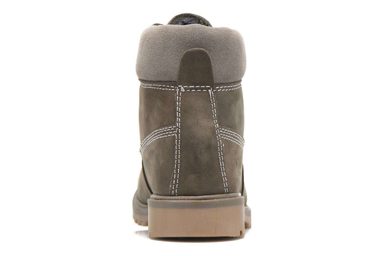 Boots en enkellaarsjes Coolway Basilman Grijs rechts