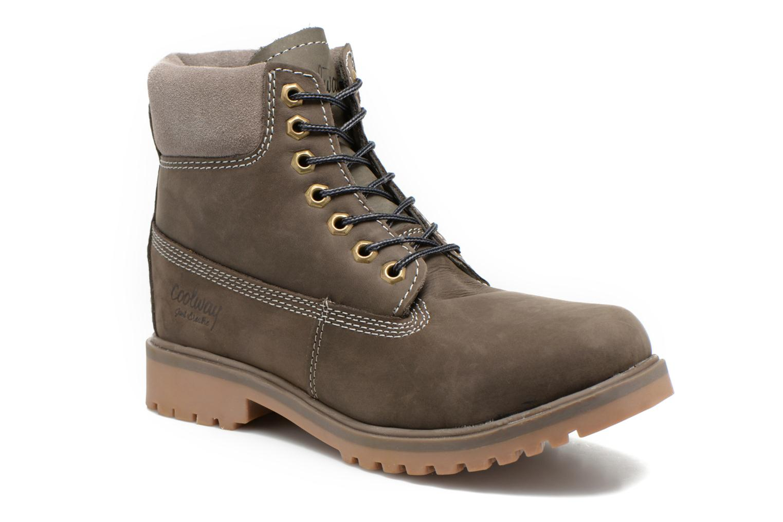 Boots en enkellaarsjes Coolway Basilman Grijs detail