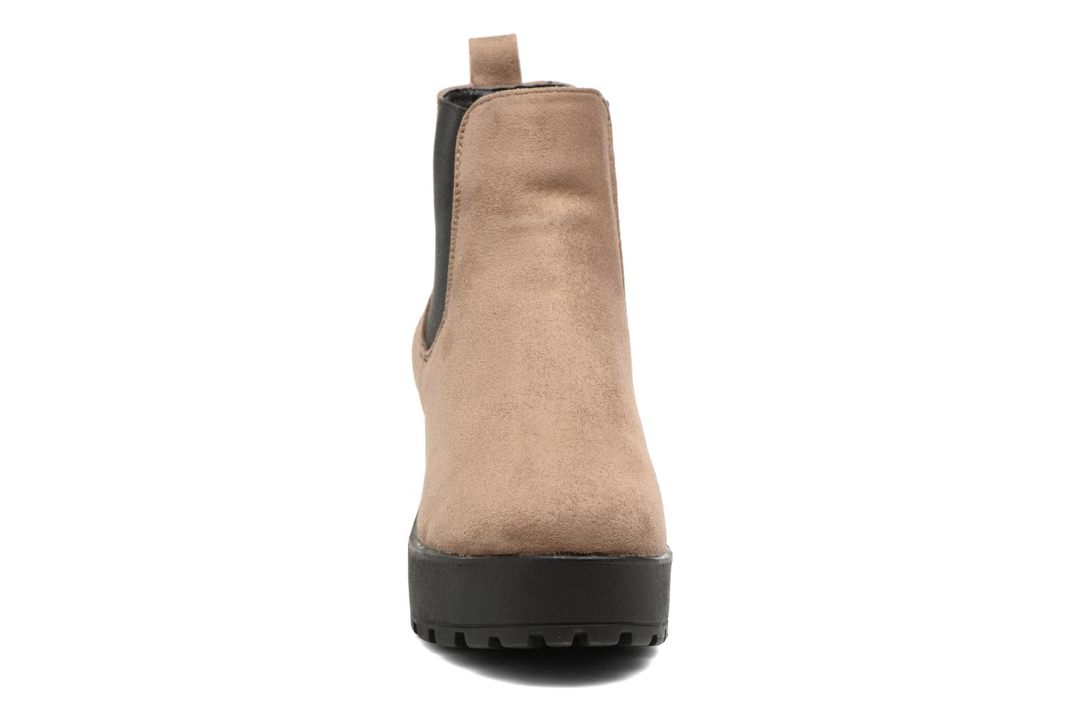 Ankle boots Coolway Irby Beige model view