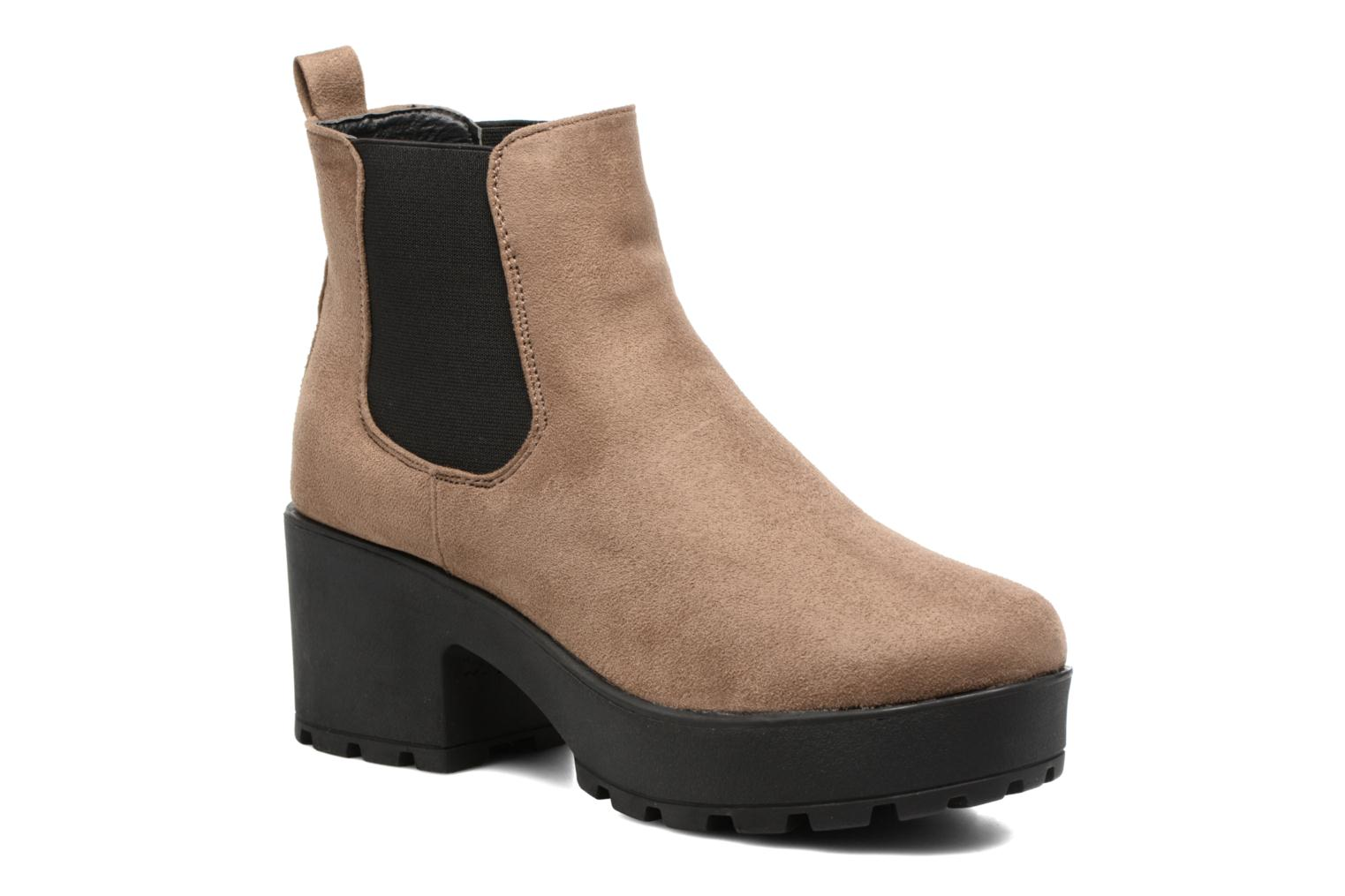 Ankle boots Coolway Irby Beige detailed view/ Pair view
