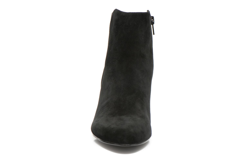 Bottines et boots Minelli F80 721/VEL Noir vue portées chaussures