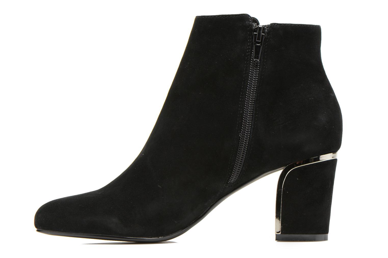 Stiefeletten & Boots Minelli F80 721/VEL schwarz ansicht von vorne