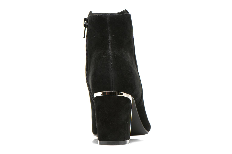 Stiefeletten & Boots Minelli F80 721/VEL schwarz ansicht von rechts