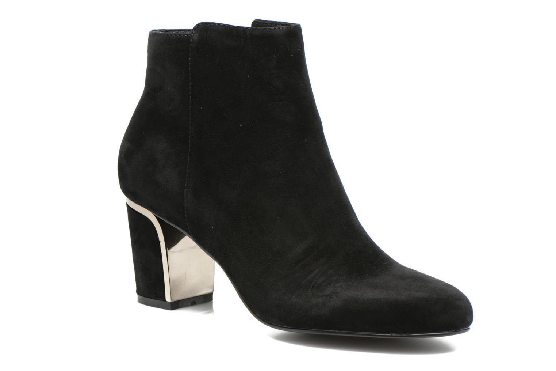 Bottines et boots Minelli F80 721/VEL Noir vue détail/paire