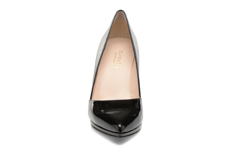 Escarpins Minelli F91 610/VER Noir vue portées chaussures