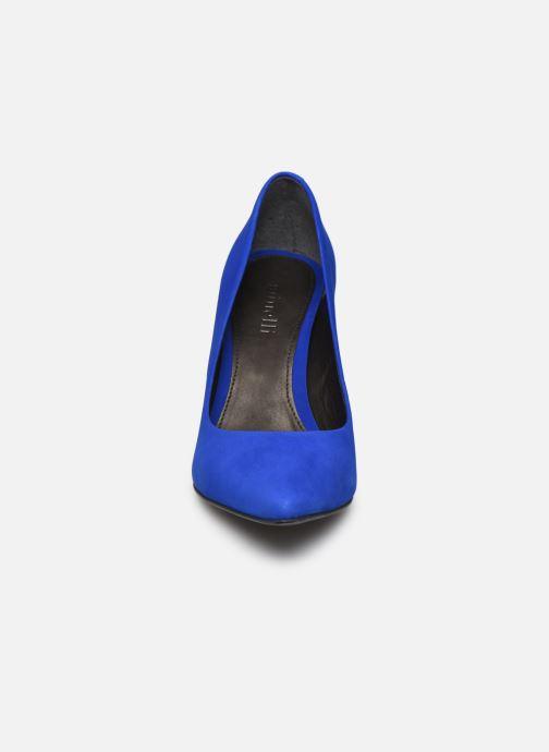 Zapatos de tacón Minelli F91 401/NUB Azul vista del modelo