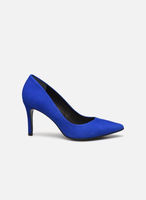 Zapatos de tacón Minelli F91 401/NUB Azul vistra trasera