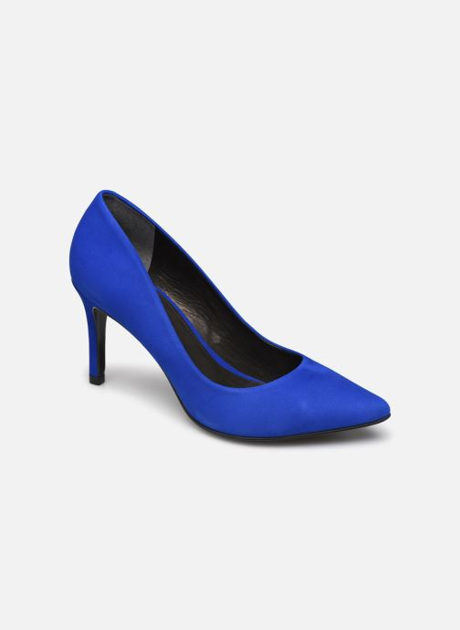 Zapatos de tacón Minelli F91 401/NUB Azul vista de detalle / par