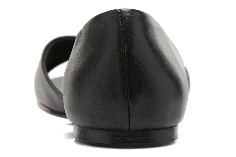 Ballerines Minelli F63 606 Noir vue droite