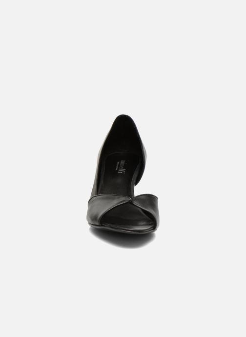Escarpins Minelli F93 614 Noir vue portées chaussures