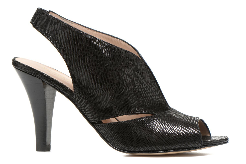 Sandales et nu-pieds Minelli F93 276/IMP Noir vue derrière