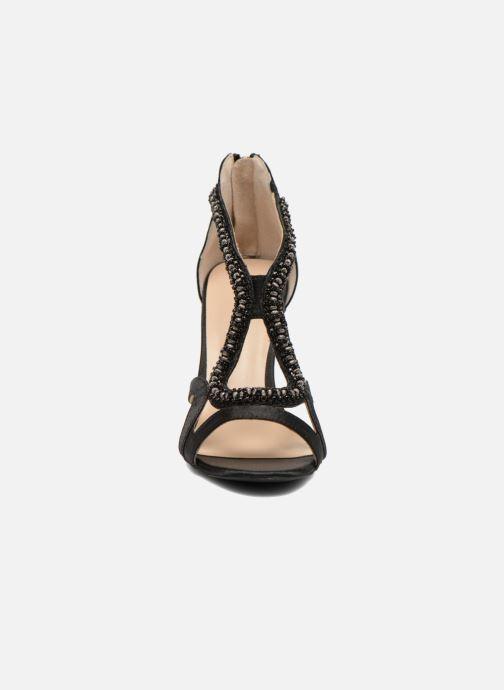 Sandales et nu-pieds Minelli F93 635/SAT Noir vue portées chaussures