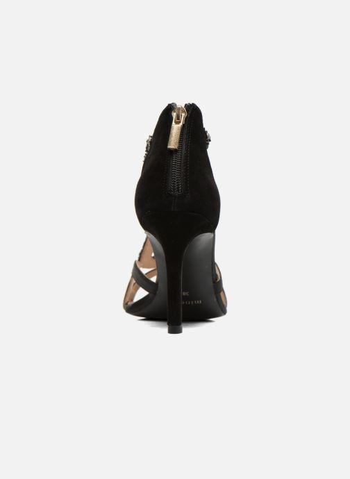Sandales et nu-pieds Minelli F93 635/SAT Noir vue droite