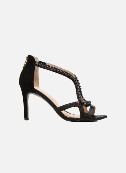 Sandales et nu-pieds Minelli F93 635/SAT Noir vue derrière