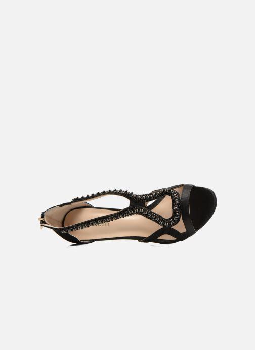Sandales et nu-pieds Minelli F93 635/SAT Noir vue gauche