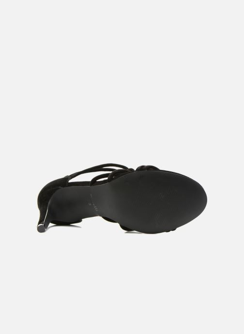Sandalen Minelli F93 847/VEL Zwart boven