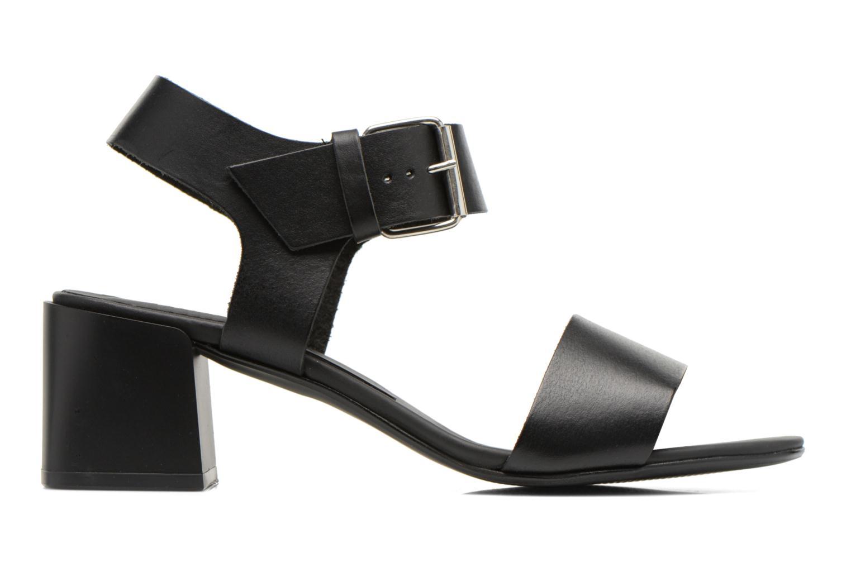 Sandales et nu-pieds Minelli F93 879 Noir vue derrière
