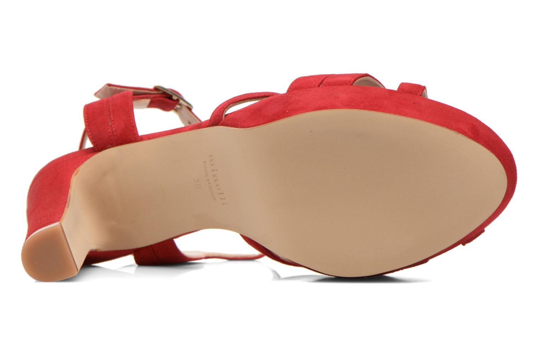 Sandalen Minelli F93 688/VEL Rood boven