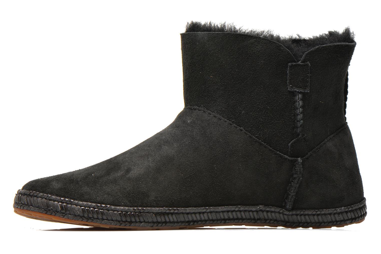 Bottines et boots UGG K Wyoming Noir vue face