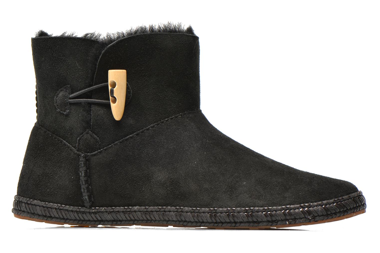 Bottines et boots UGG K Wyoming Noir vue derrière