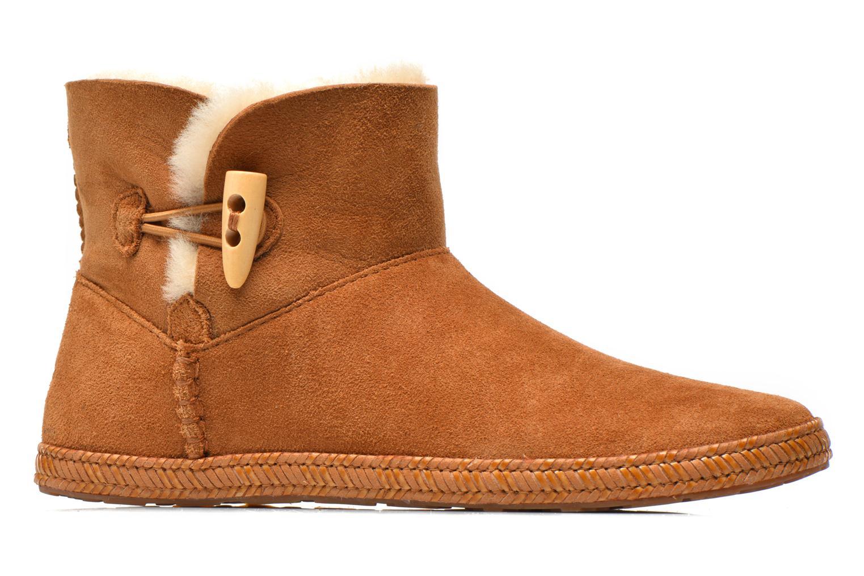 Boots en enkellaarsjes UGG K Wyoming Bruin achterkant