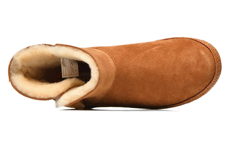 Boots en enkellaarsjes UGG K Wyoming Bruin links