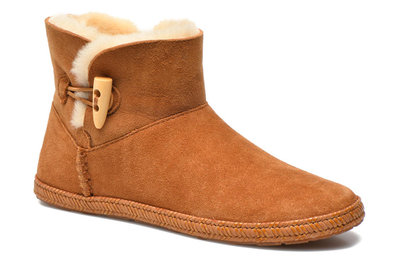 Boots en enkellaarsjes UGG K Wyoming Bruin detail