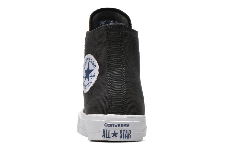 Baskets Converse Chuck Taylor All Star II Hi W Noir vue droite