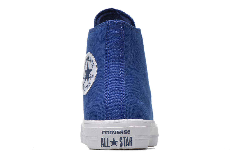 Baskets Converse Chuck Taylor All Star II Hi W Bleu vue droite