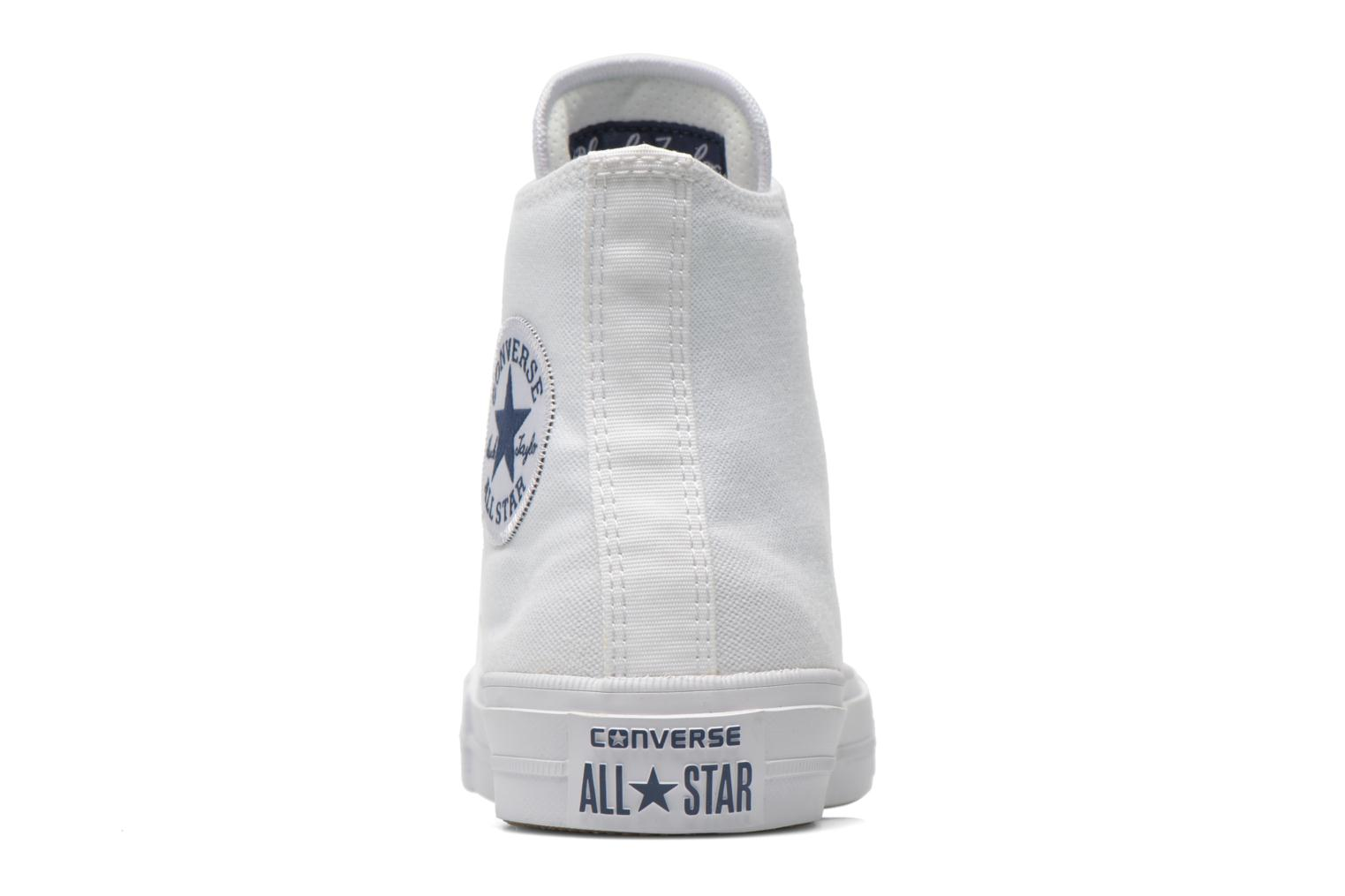 Trainers Converse Chuck Taylor All Star II Hi W White view from the right