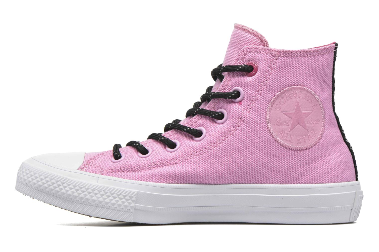 Trainers Converse Chuck Taylor All Star II Hi W Pink front view