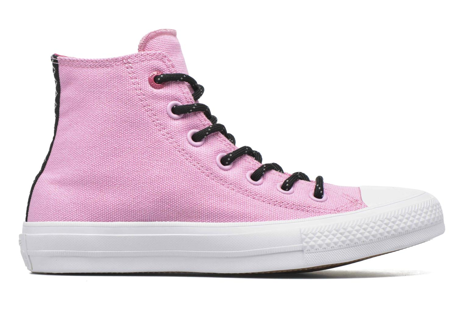 Baskets Converse Chuck Taylor All Star II Hi W Rose vue derrière