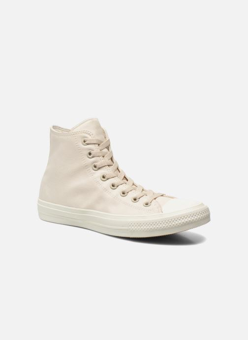 Converse Chuck Taylor All Star II Hi M (Beige) - Baskets ...
