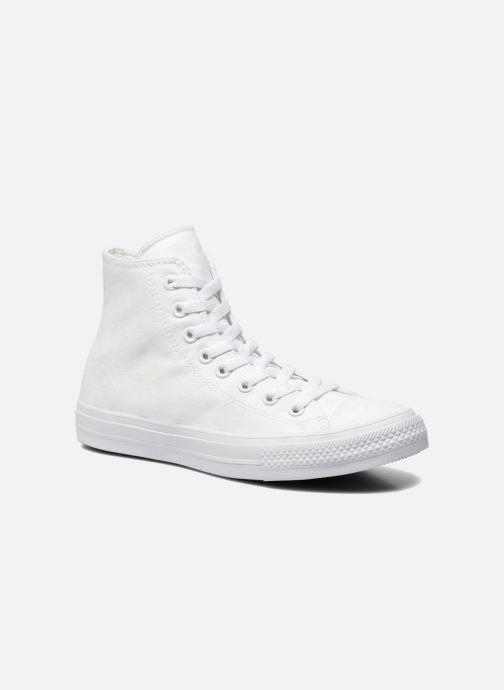 Baskets Converse Chuck Taylor All Star Hi M Homme Blanc En