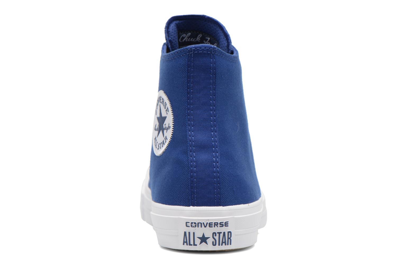 Sneakers Converse Chuck Taylor All Star II Hi M Blauw rechts