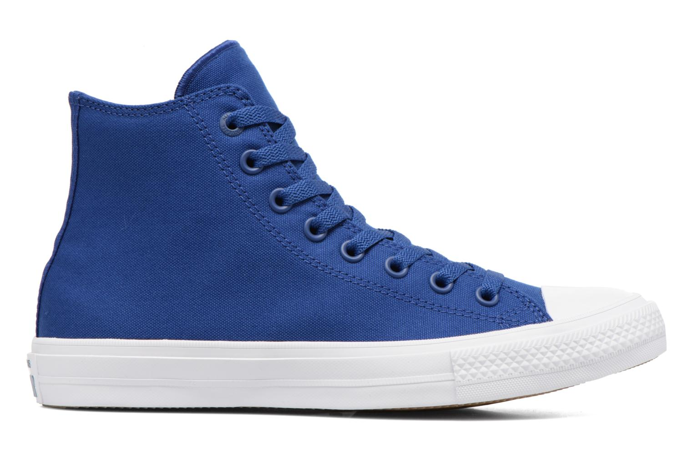 Sneakers Converse Chuck Taylor All Star II Hi M Blauw achterkant